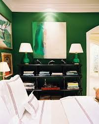 Kelly Green Door With Brass Hardware Interiors by Lisa Mende Design My Top 8 Favorite Emerald Green Paint Colors
