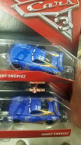 mattel disney pixar cars 3 yes danny daniel swervez is a variant