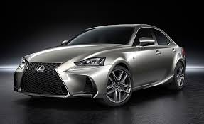 lexus of las vegas service department 2017 lexus is refreshed to toe the design line