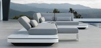 canape d exterieur design table et chaise de jardin pas cher canape de jardin en resine