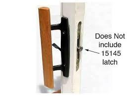 Sliding Patio Door Handles With Lock Patio Door Handle Set 3 15 16 Holes Choose Color