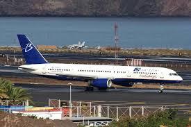 Hols by File Tf Fiw B757 27b Blue Line Hols Op By Icelandair Lpa 16nov0
