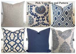 blue and gray sofa pillows pillows design gray and blue throw pillows blue throw pillows