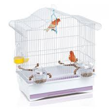 gabbie per canarini gabbie gabbia per canarini e piccoli volatili 50x30x50 imac serena