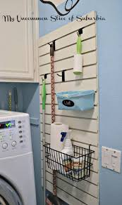 Utility Room Organization 10 Unique Ways To Use Pegboards In Your Home Laundry Room