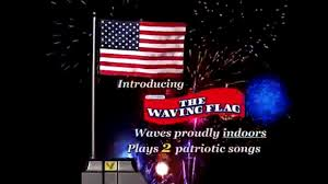 Red Flag Tv Show The Waving Flag Commercial Buy The Waving Flag As Seen On Tv