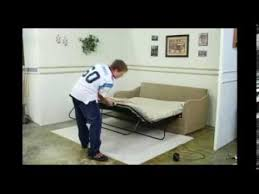 SOFA BED ASSEMBLY    YouTube - Sofa bed assembly