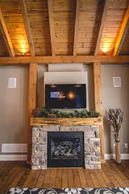 fireplace for christmas with lights full hd 4k youtube arafen