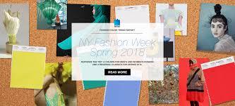 Pantone Color 2017 Spring Pantone Fashion Colors 2016 Latest Trend Fashion