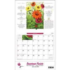 promotional stapled the old farmer almanac gardening wall