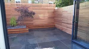 Slate Patio Designs Paving Patio Slate Patios With Gardens Broken Slate For