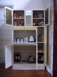 vintage 40s 50s hygena kitchen cabinet kitchenette or larder unit