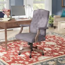 Typing Chair Design Ideas Wood Office Chairs You Ll Wayfair