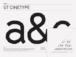 gt cinetype u2013 grilli type u2013 independent swiss type foundry u2013 free