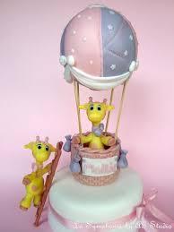 air cake topper giraffe cake topper hot air balloon cake topper lovely