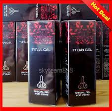 titan gel intimate lubricant men increase penis size 100 original