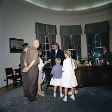 kennedy house kn c18643 president john f kennedy meets one millionth white