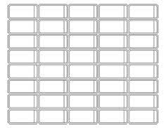 free printable admit one ticket templates blank downloadable