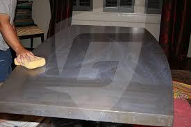 countertop 660 decorative concrete coating ghostshield
