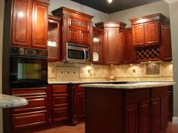 Self Assemble Kitchen Cabinets Cherry