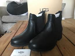 ugg boots sale manchester ugg boots bonham black chelsea boots size 6 5 in eccles