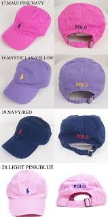 light pink polo baseball cap navie rakuten global market ralph lauren cap pony tip 6 panel