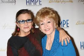 Debbie Reynolds by I Want To Be With Carrie U0027 Debbie Reynolds Dies Day After Daughter