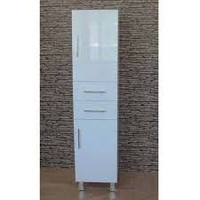 bathroom cabinets lugano tallboy bathroom cabinet tall boy