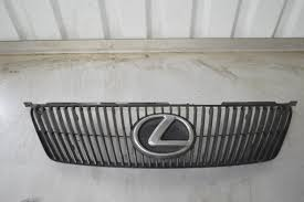 lexus dismantlers uk front grid for lexus autoparts24