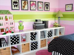 kids room bedroom wonderful ideas using red stripes wallpaper