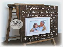 cheap anniversary gifts cheap anniversary gift ideas for parents search jobsila in 25th