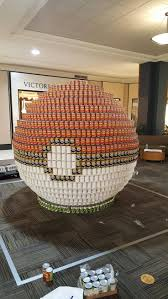 32 best images about canstruction on pinterest