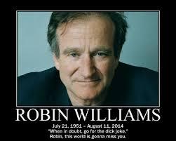 Robin Williams Meme - useless drivel in memory of robin williams mitc productions
