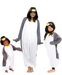 Halloween Penguin Costume Amazon Penguin Kigurumi Toys U0026 Games
