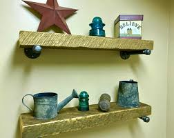 Barn Wood Floating Shelves by Wood Floating Shelf Etsy