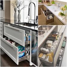 stainless steel sinks in the kitchen design necessities amusing cool kitchen drawers drawer organization ideas 3 jpg fascinating cool kitchen drawers storage inspiration sophisticated modern furnishing ideas