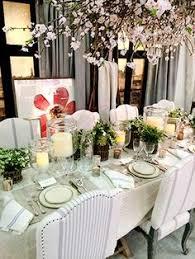 cherry blossom table decorations wedding deco