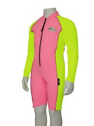 Sun Protective Cycling Clothing Stingray Kids Sunsuit L S St3001l Sun Protective Clothing