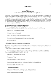 Sample Etl Testing Resume by Tdc English Major Syllabus Fu
