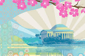 National Cherry Blossom Festival by March 9 2017 U2013 National Cherry Blossom Designs From Judy Reed