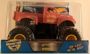 original grave digger monster truck grave digger collect wheels