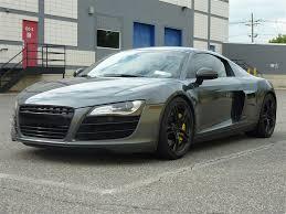 Audi R8 Grey - 2008 audi r8 corsa motors