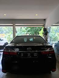lexus indonesia bekas mobil bekas toyota new camry 2 5 v th 15 at