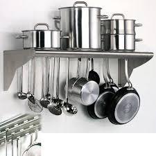 ustensile cuisine professionnel etagère murale suspensoir à ustensiles matfer 8456 francechr com