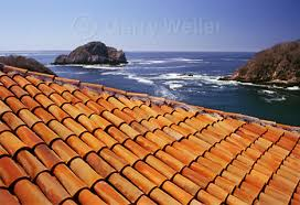 Style Of Home Adobe Spanish Or Mexican Tiles Go Perfectly With Adobe Style Homes