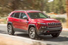 jeep red 2015 2014 jeep cherokee trailhawk review long term verdict motor trend