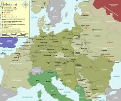 Map Of Europe Countries Map Of Europe With Countries Labelled In Native Languages Of