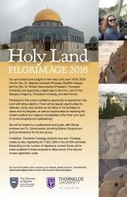 pilgrimage to the holy land holy land pilgrimage april 2018 thorneloe