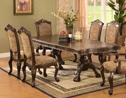 Raymour And Flanigan Dining Room Sets Furniture Wonderful Dining Room Furniture Set Fruitwood Pecan