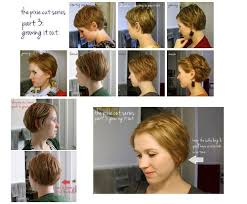 growing hair from pixie style to long style how to grow out a pixie cut google search hair pinterest